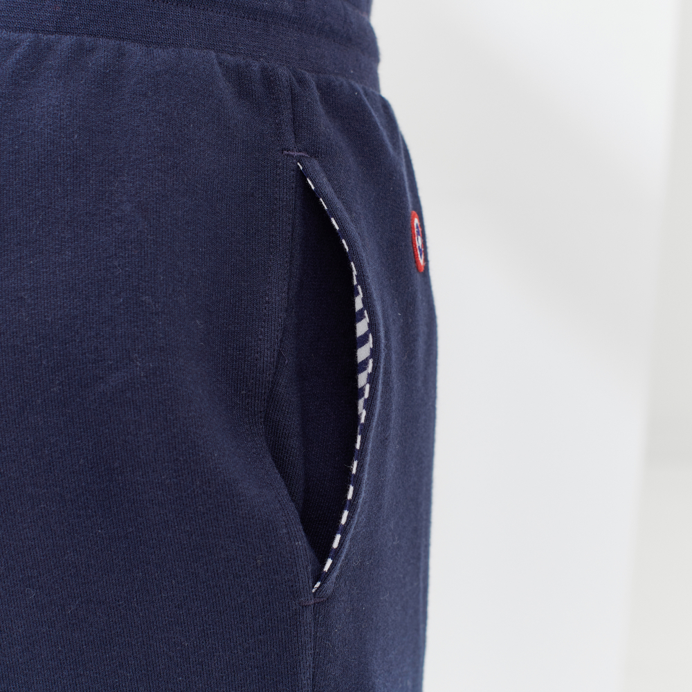 Easywear Bas Mixte Marine Le Slip Français