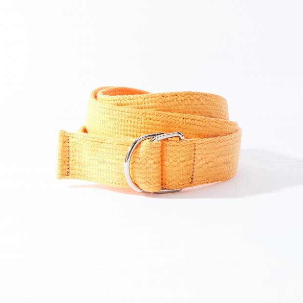 Cotton braid belt