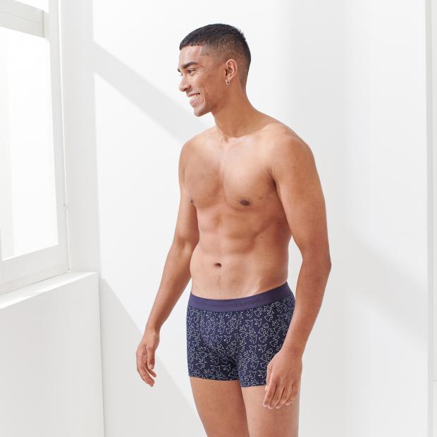 Boxershorts aus Baumwolle