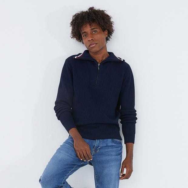 Trucker-Pullover für Männer