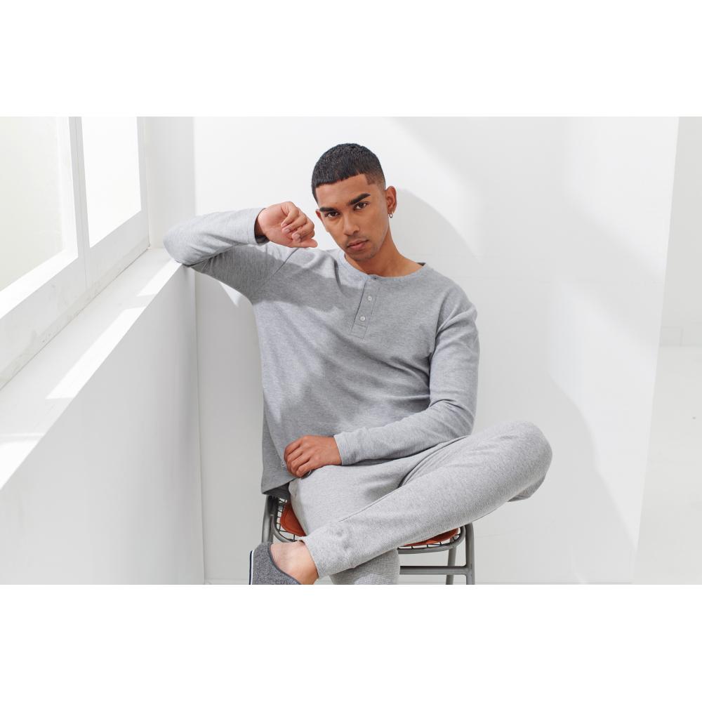 Pyjama Haut Homme Gris Chine Le Slip Français