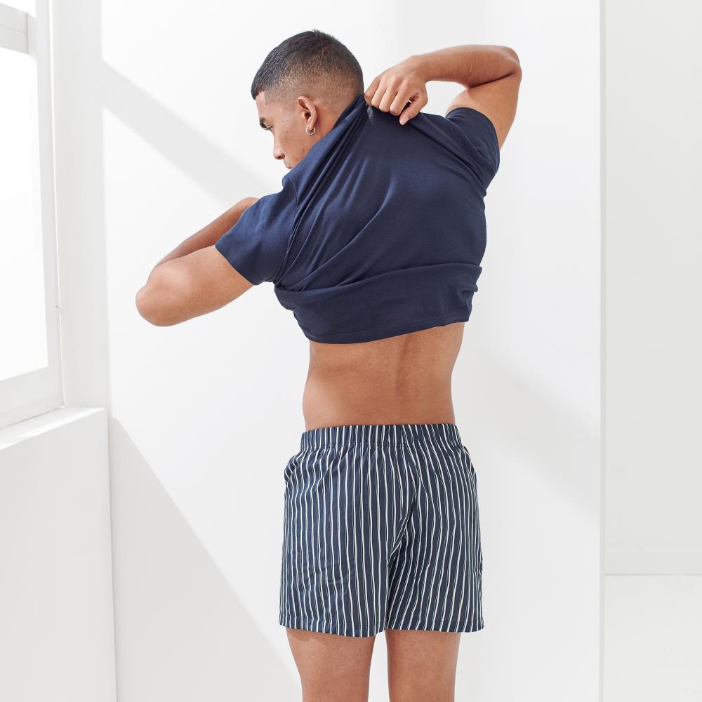 Sous Vetement Pack Homme Catelle/Bleu Horizon Le Slip Français