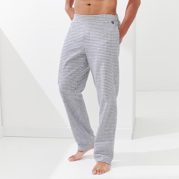 Bas de pyjama en flanelle