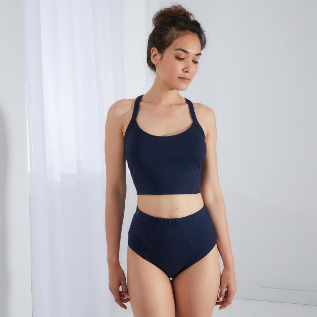 Milano cotton bra