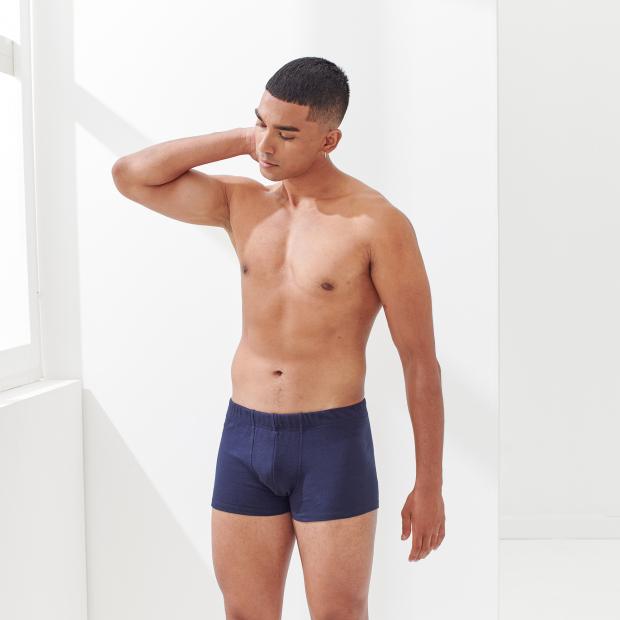 Milano cotton boxer shorts
