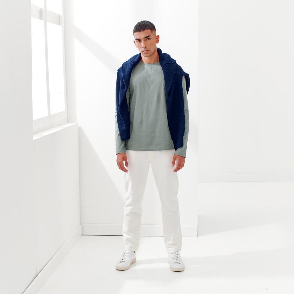 Easywear Haut Mixte Vert Ardoise Le Slip Français