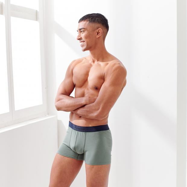 Boxer en coton