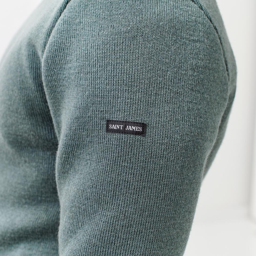 Maille Homme Vert Ardoise Le Slip Français