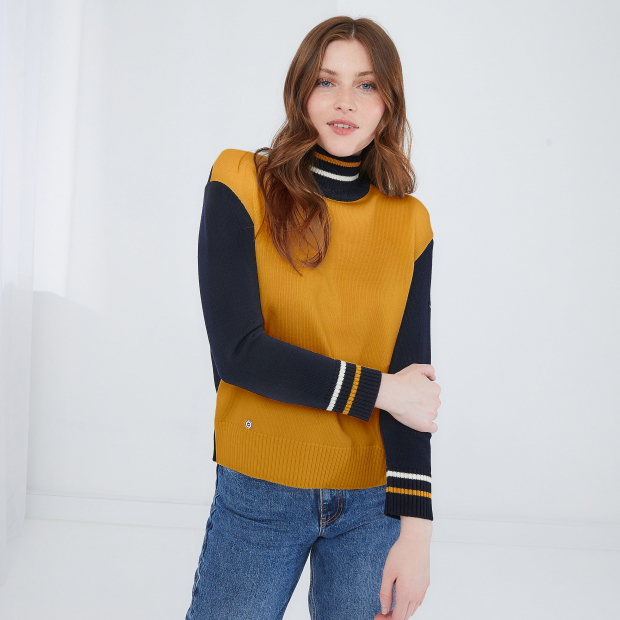 Pullover aus 100% Wolle