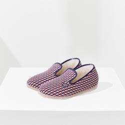 Broderie personnalisée : pantoffeln