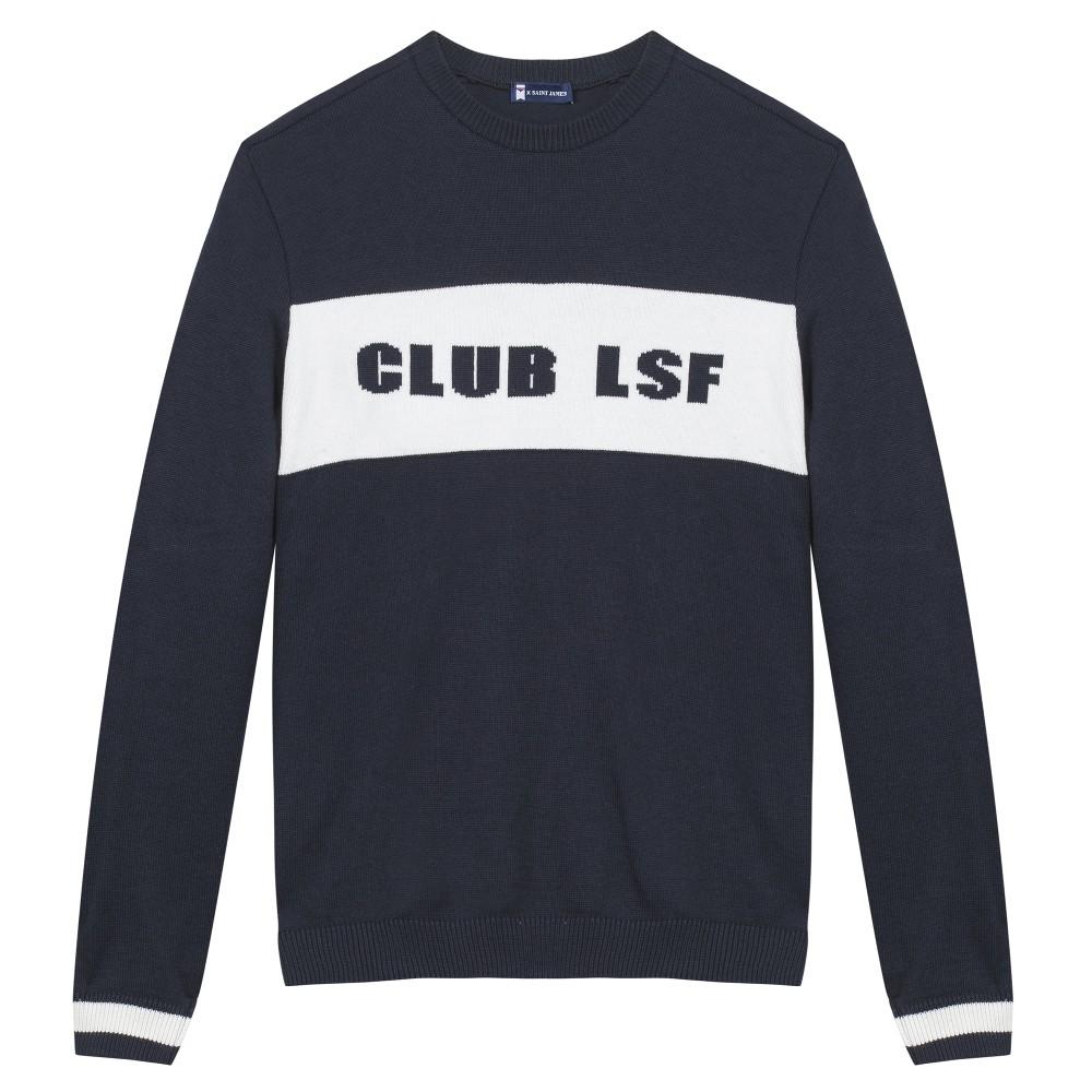 Maille Homme Club Lsf Le Slip Français