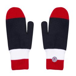 Le Saisonnier - Blue-white-red mittens