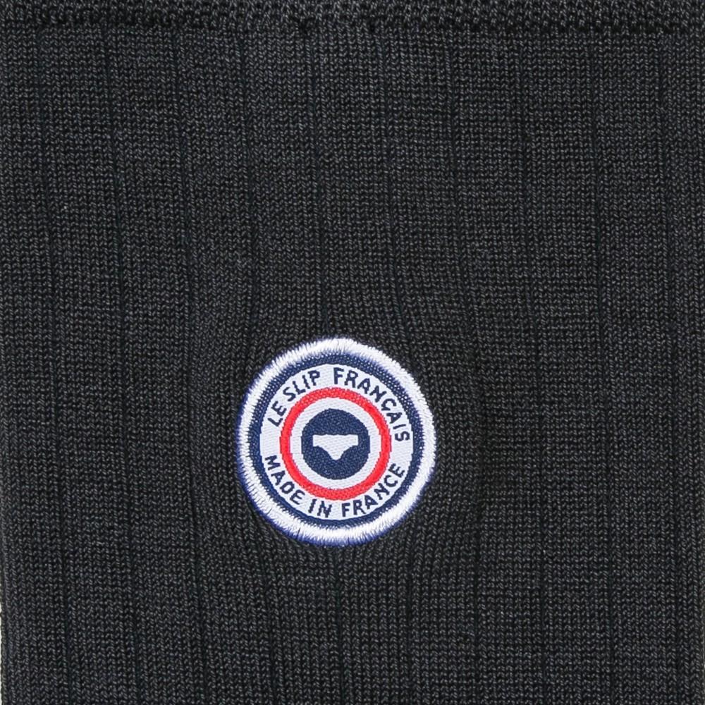 Fil d'Ecosse - chaussettes grises