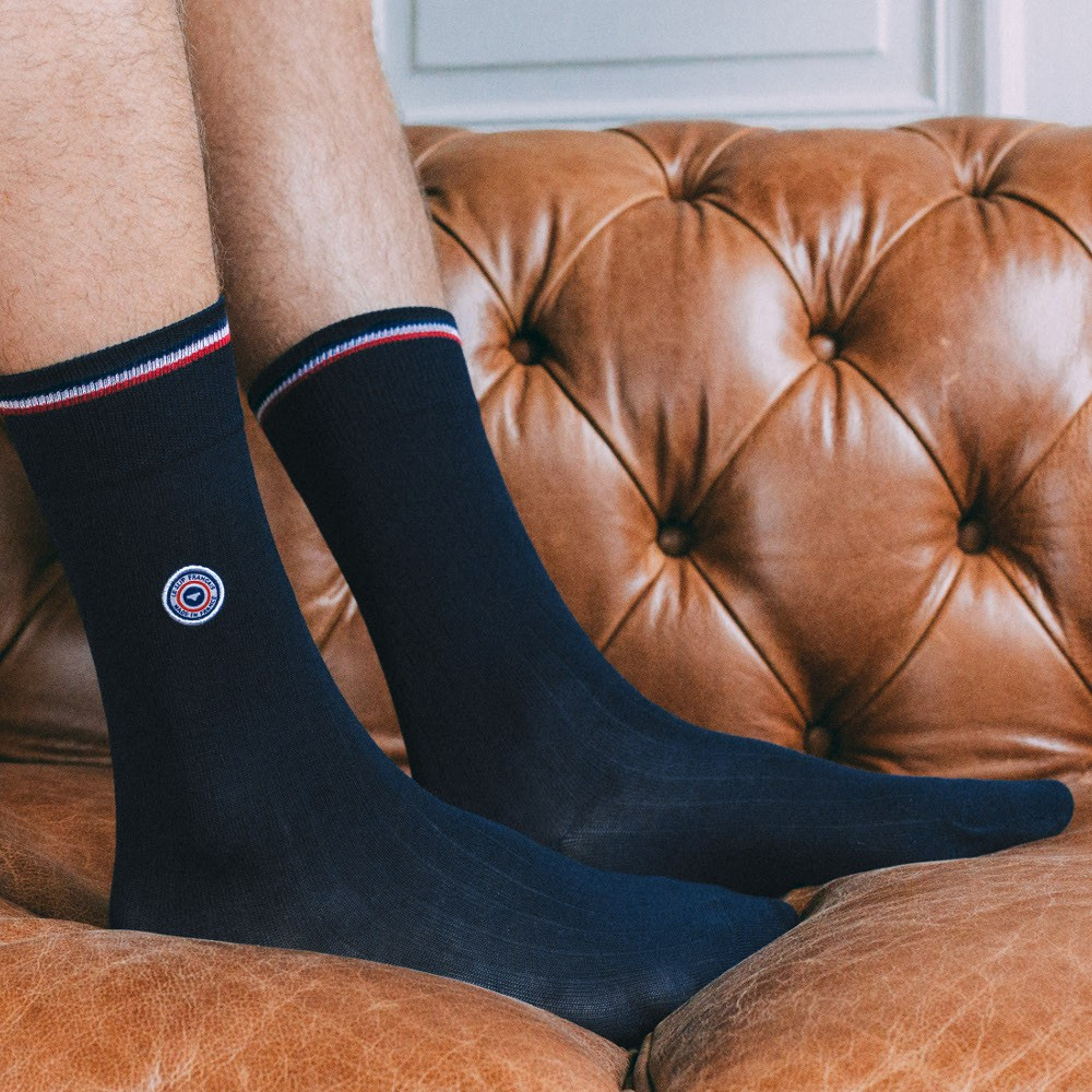 La Nessy - Scottish thread socks