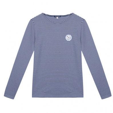 T-Shirts Homme - Le Malo marinière bleue - T-shirt marinière bleue et blanche