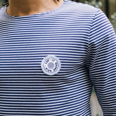 Soldes T-Shirt Homme, T-shirt imprimé Made in France - Le Slip Français fe426aea529c
