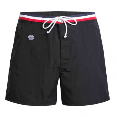 Shorts de bain - Le Moussaillon - Short de bain long noir
