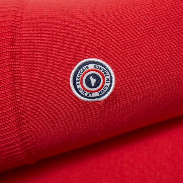La Charente - Red socks