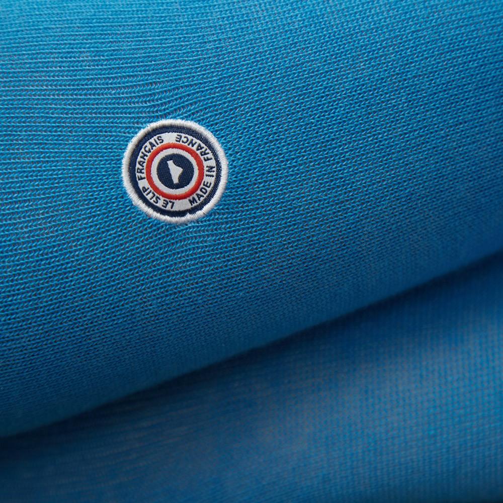 La Sarthe - Chaussettes bleu-électrique