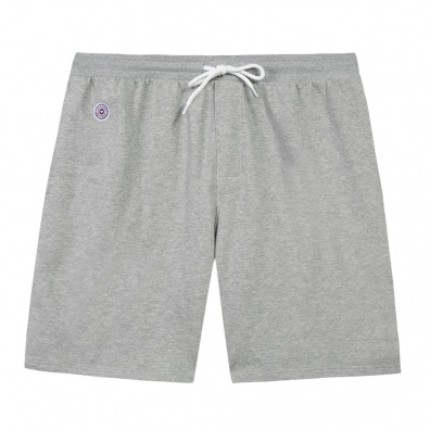 SHORTS - Le Henri - Graue Shorts