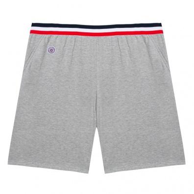 SHORTS - Le Zouzou Grey - Grey shorts