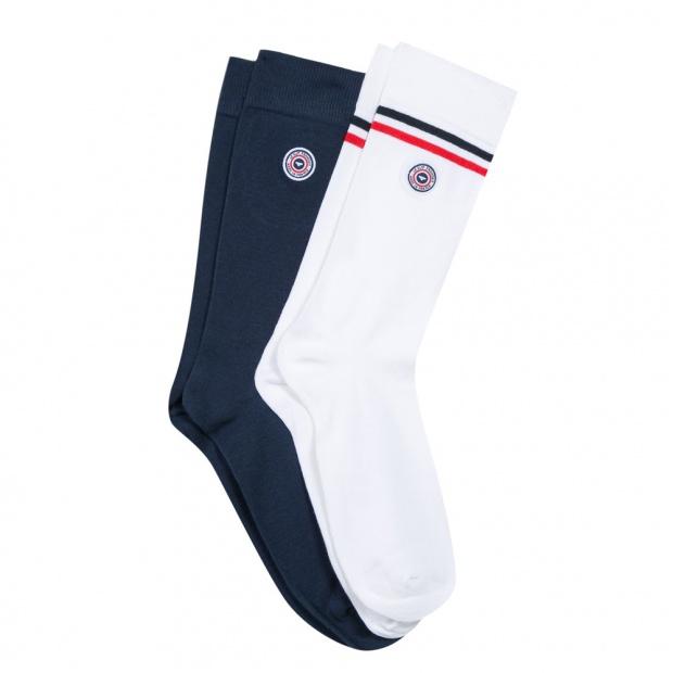 Zwei Paar Socken