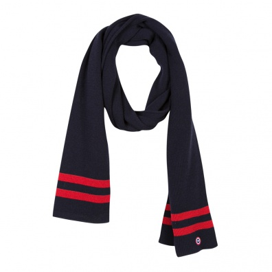 ACCESSORIES - Le Edouard - Blue Scarf