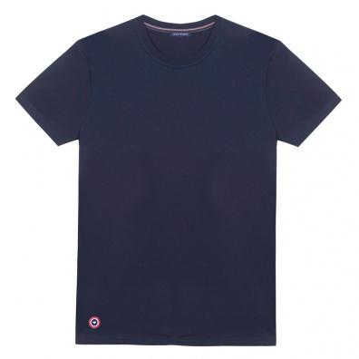 Vêtements Homme - Le Jean marine - T-shirt Bleu col rond