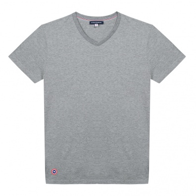 T-SHIRTS - Le Julien - Grey t-shirt