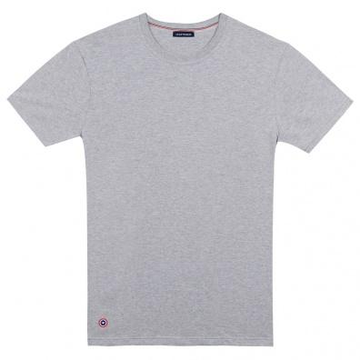 T-Shirts Homme - Le Jean gris - T-shirt Gris Chiné Col rond