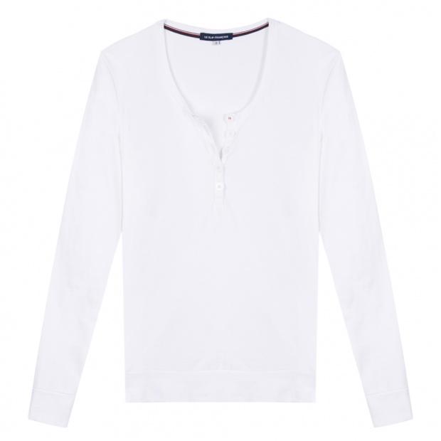 T-shirt manches longues en coton