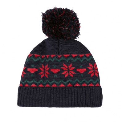 ACCESSORIES - Le claude navy - LSF x Saint James beanie