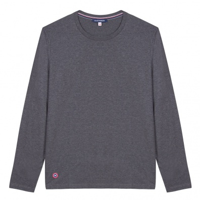 T-SHIRTS - Le Damien - Grey T-shirt