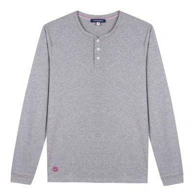 Pyjamas Homme - Le Matthieu Gris - T-shirt tunisien gris