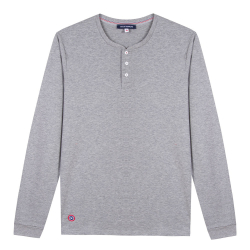 Le Matthieu - Grey t-shirt
