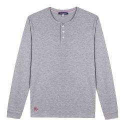 Le Matthieu - Graues T-shirt