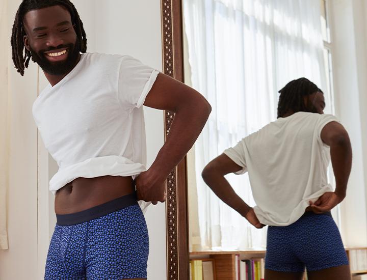 Sous-vêtements coton bio