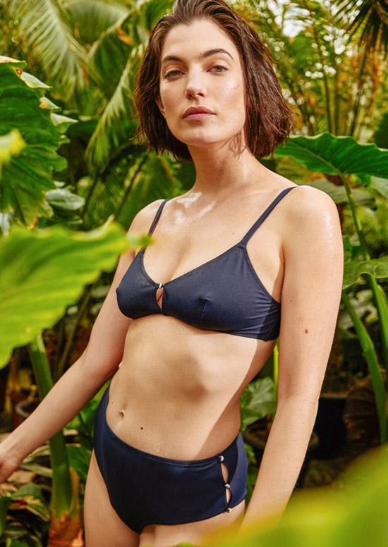Bikini bleu Le Slip Français